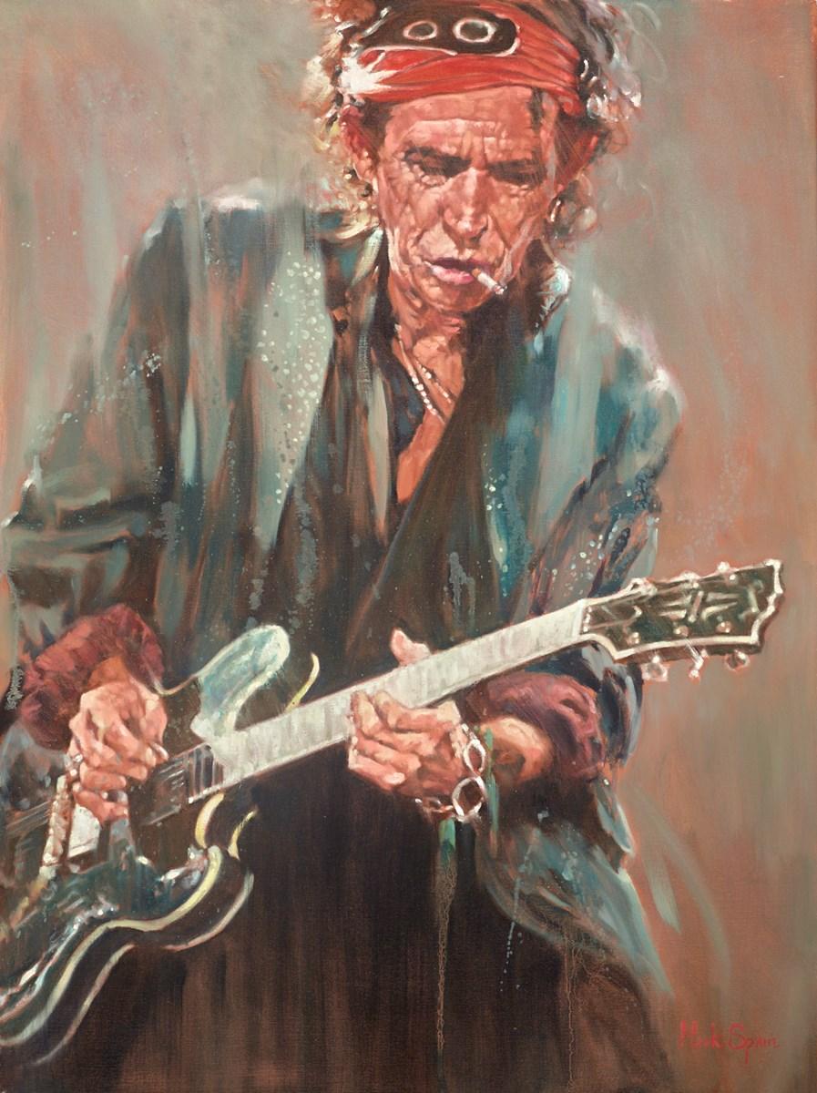 Keith Richards Bandana